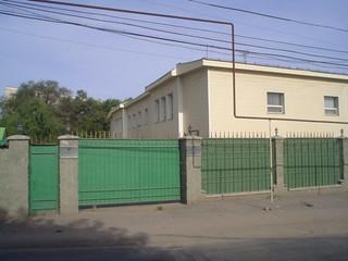 Consulado do Irão em Almaty no Cazaquistão