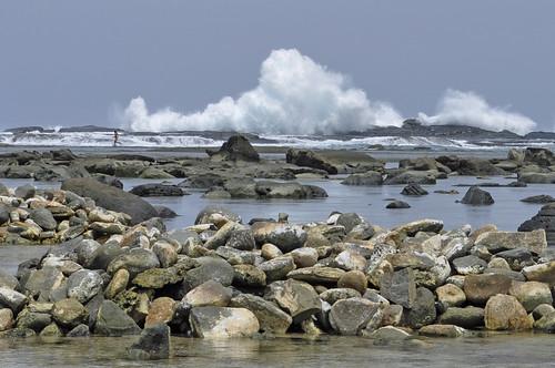 biri rock formations
