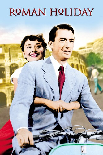 罗马假日 Roman Holiday(1953)