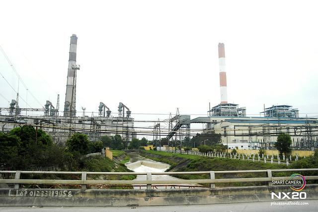 halong bay factories