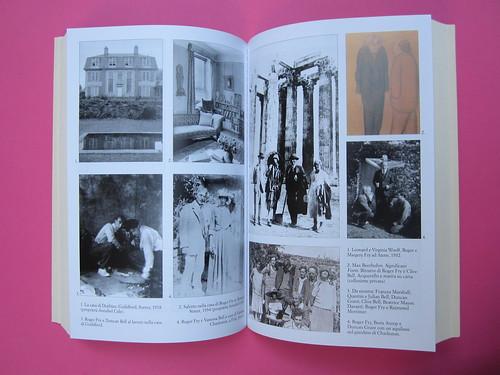 Virginia Woolf, Roger Fry. elliot 2012. [responsabilità grafica non indicata]; alla copertina: Ritratto di Roger Fry, di Vanessa Bell.  Tavole fuori testo [2 e 3] (part.), 1