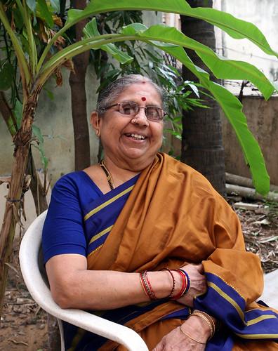 Defying Age - Granny Subbulakshmi