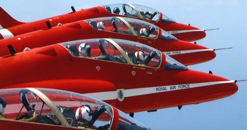 Guernsey Air Display