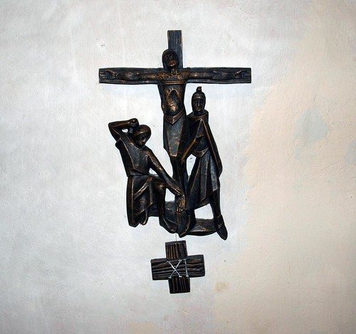 Stations of the Cross 11