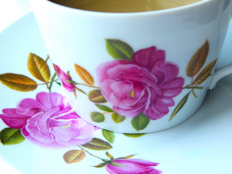 Limoges Roses
