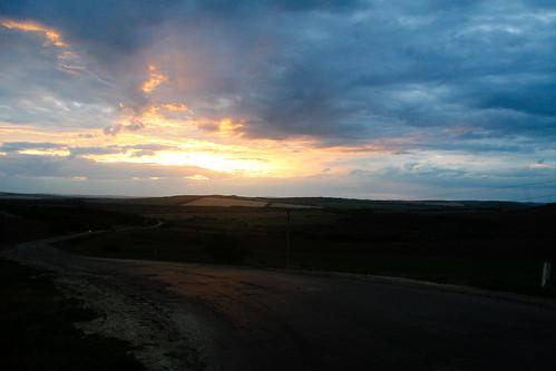 landscape sunsets moldova zachodysłońca mołdawia pejzaż șoldanești