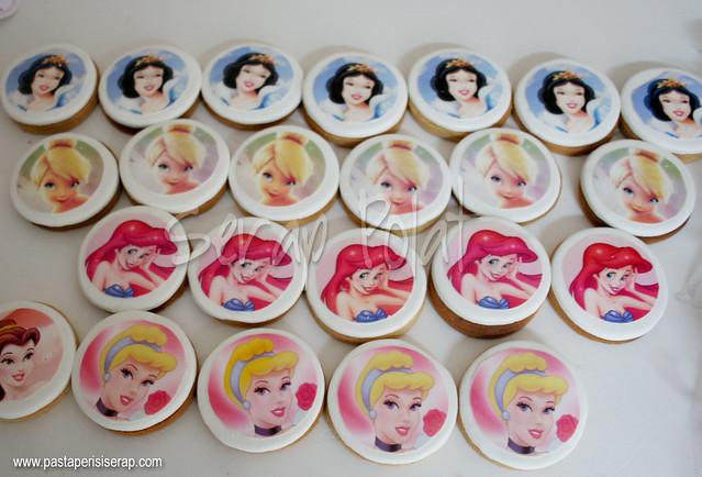 Disney Prenses Kurabiye