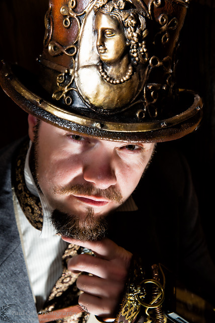 Thoughtfully Steampunk