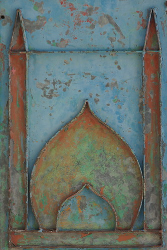 The beautiful metal doors of Balad Seet by CharlesFred