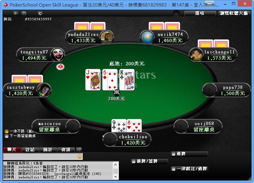 世界最風行的撲克遊戲 – 德州撲克 (入門篇) @3C 達人廖阿輝