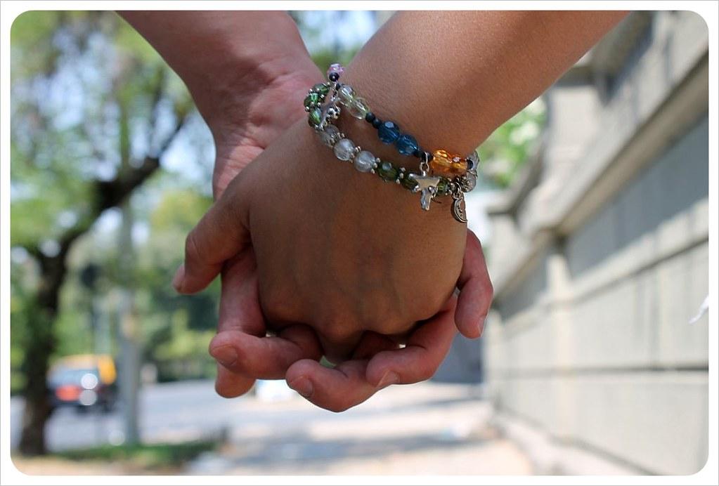 lastarria santiago hand in hand