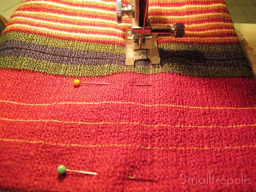 Stitch ontop