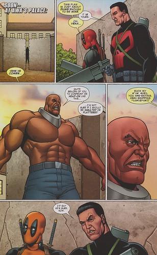 deadpool punisher madman thunderbolts #4