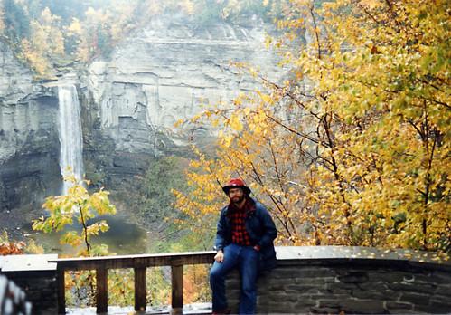 At Taughannock Falls