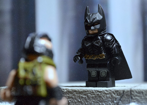 LEGO The Dark Knight Rises - Final Assault