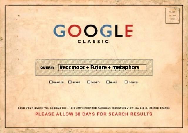 Google search: #edcmooc