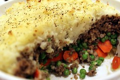 produce(0.0), meal(1.0), vegetable(1.0), moussaka(1.0), food(1.0), dish(1.0), cuisine(1.0), cottage pie(1.0),