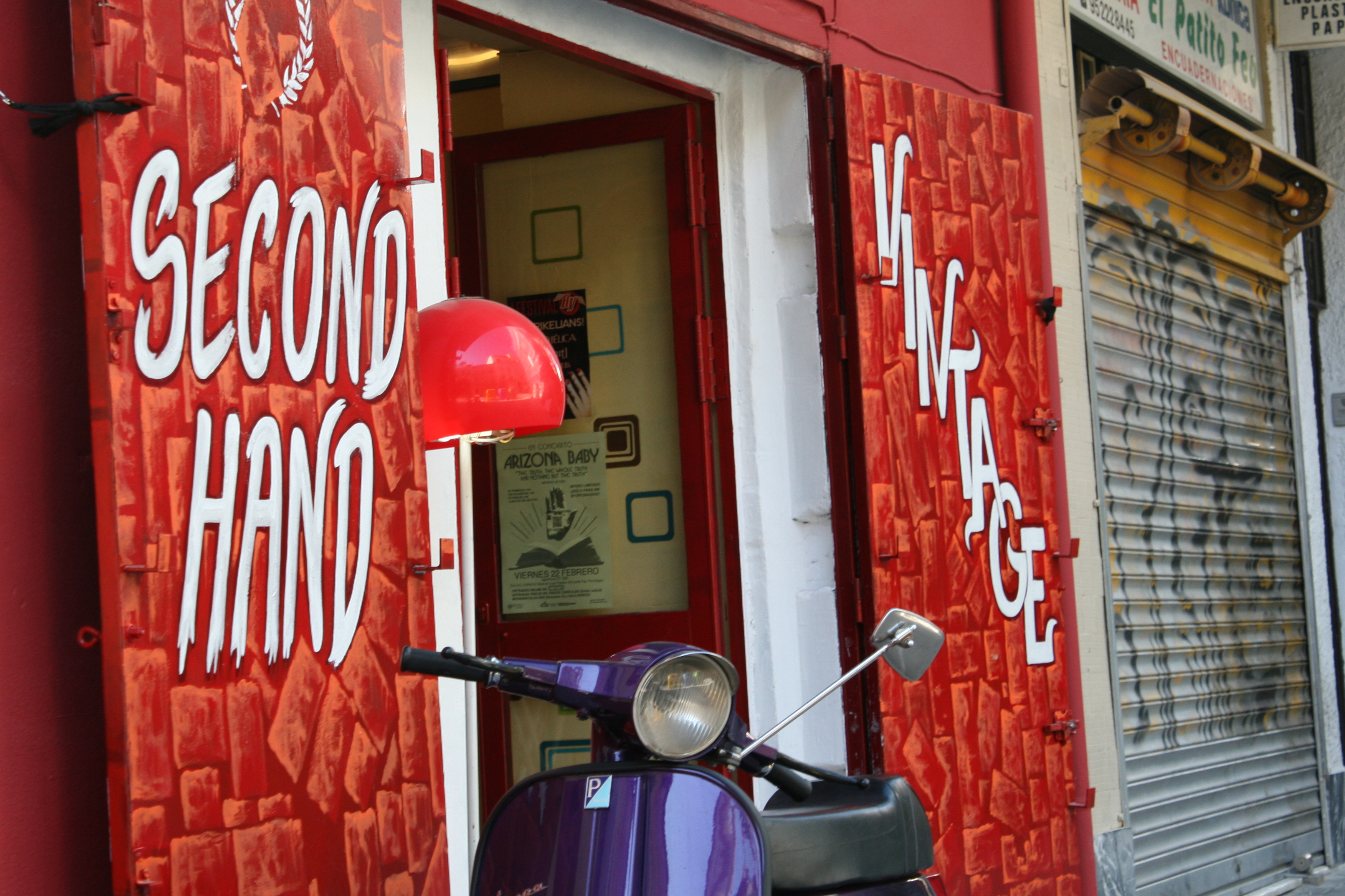 Clothing store in Spanish | English to Spanish
