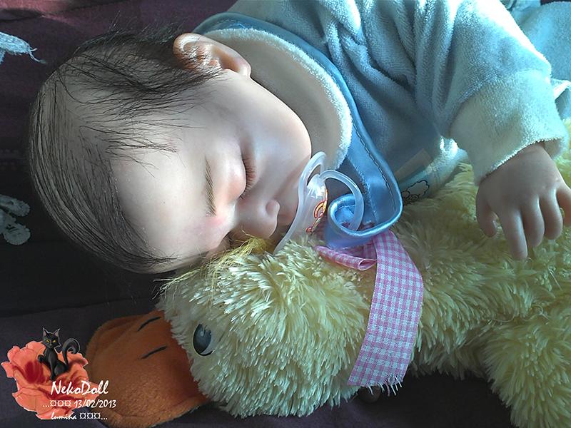 Nurserie Neko doll  8471353568_557fc5430a_c