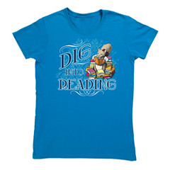 Dig Into Reading Women's T-shirt