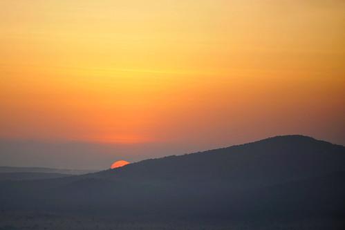 Soluppgång 14 januari