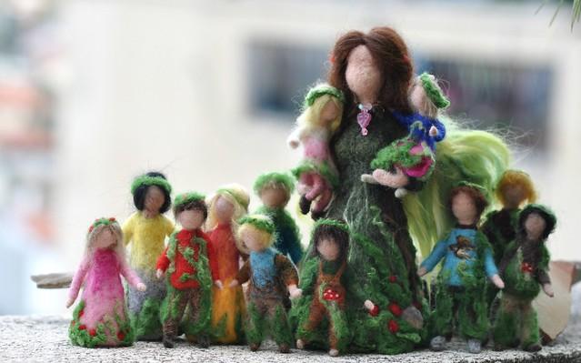 Doreen's dolls