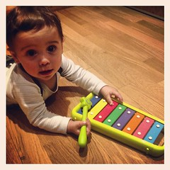 xylophone, play, musical instrument, toddler, toy,