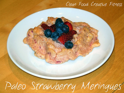 strawberrymeringuecookies