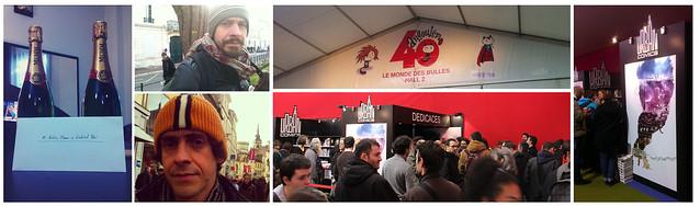 Angoulême 2013 - twins
