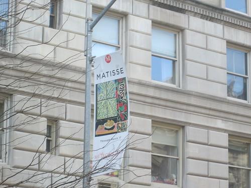 Matisse at Metropolitan Museum, NYC