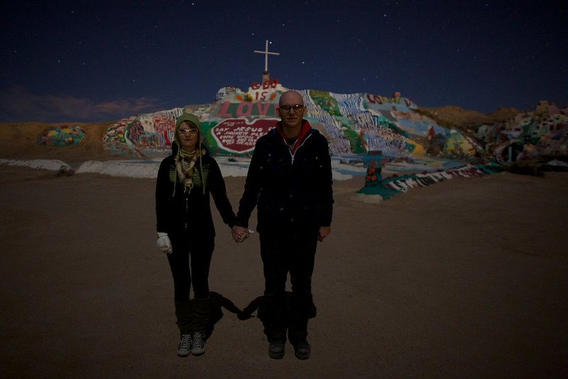 Salvation Mountain, Salton Sea 2013
