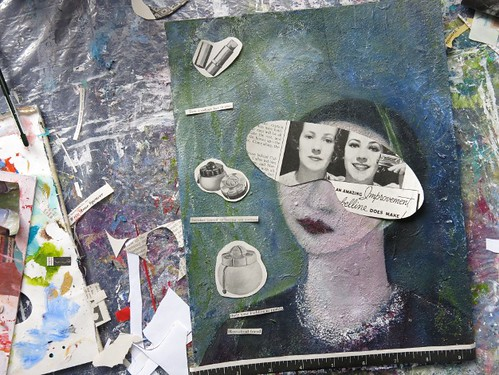 Art Therapy - Collage Play