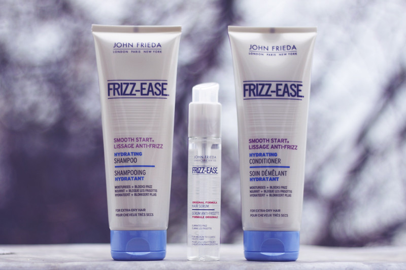 John Frieda Frizz-Ease Smooth Start Review
