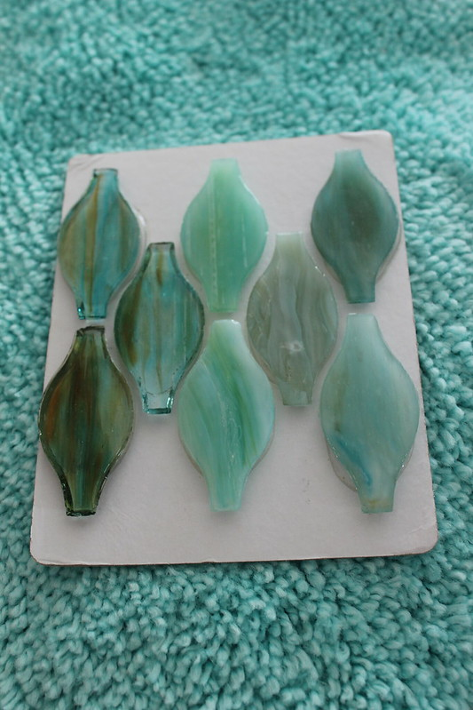 Beach House Glass Tile