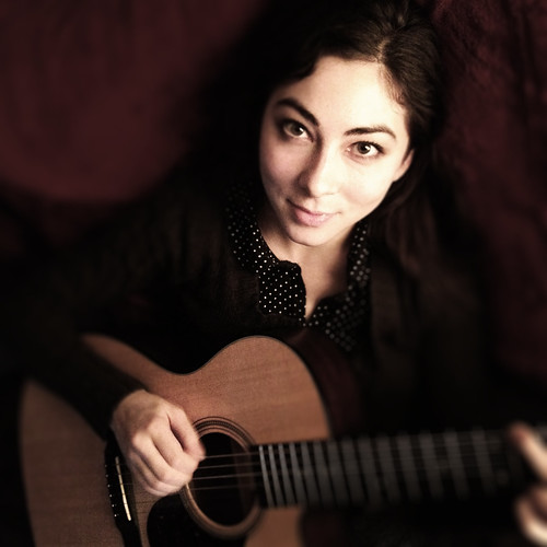 Heather Maloney w. guitar