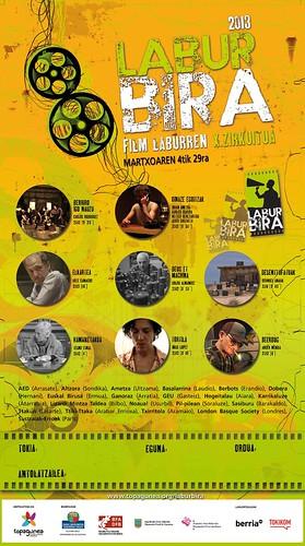 LABURBIRA 2013 kartela