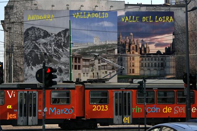 Destinos viajeros de marzo: Andorra, Valladolid y el Valle del Loira