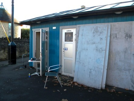 Frome toilets investigated