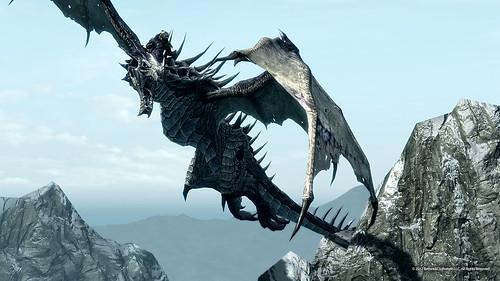 Skyrim Dragonborn