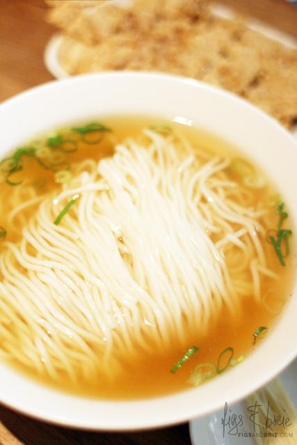 Pork Chop Noodle, Din Tai Fung