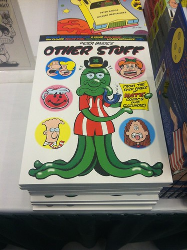 Fantagraphics at Emerald City Comicon