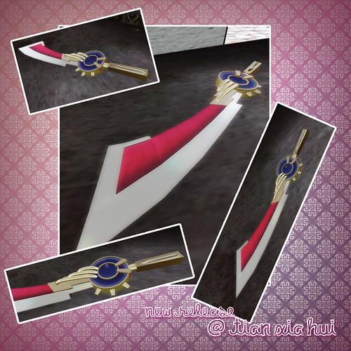 ShenWu Sword @ TianXiaHui