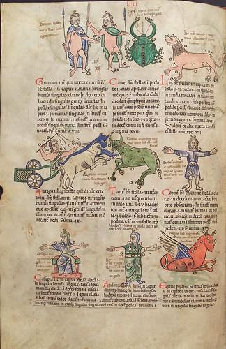015-Liber floridus – siglo XII- © Herzog August Bibliotek