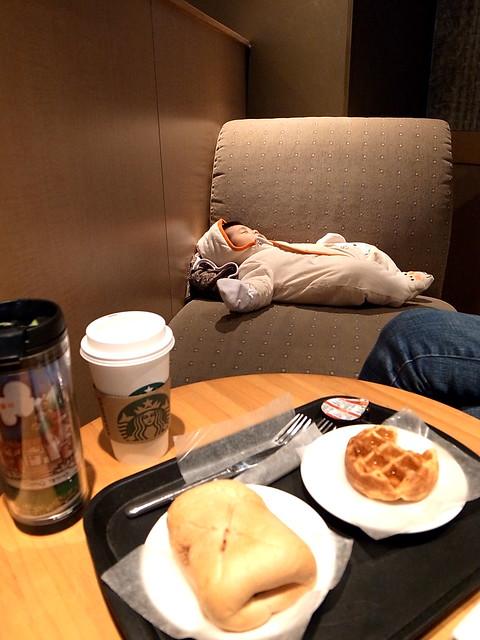 終於可以拎去星巴客喝咖啡了