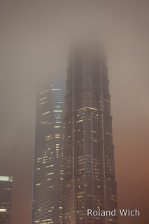 Shanghai - Fogscrapers
