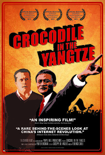 Crocodile in the Yangtze Pittsburgh