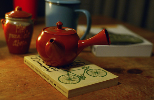 Tea on a Bike