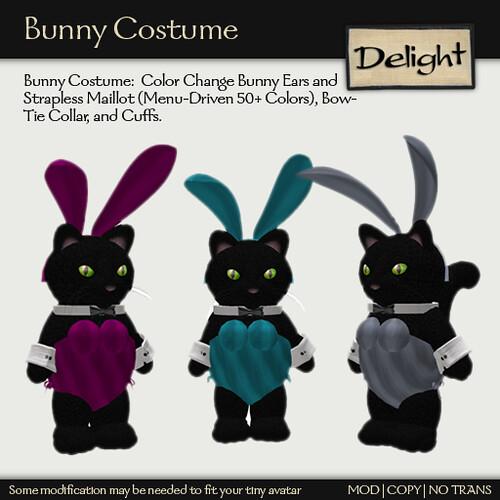 ~Delight~-Bunny Costume