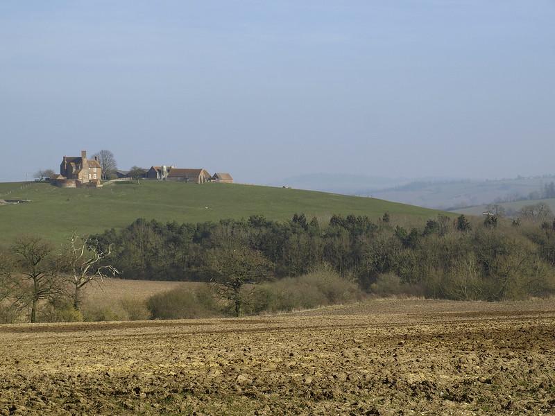 A Farm on a Hill