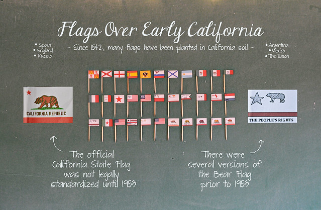Flags Over California